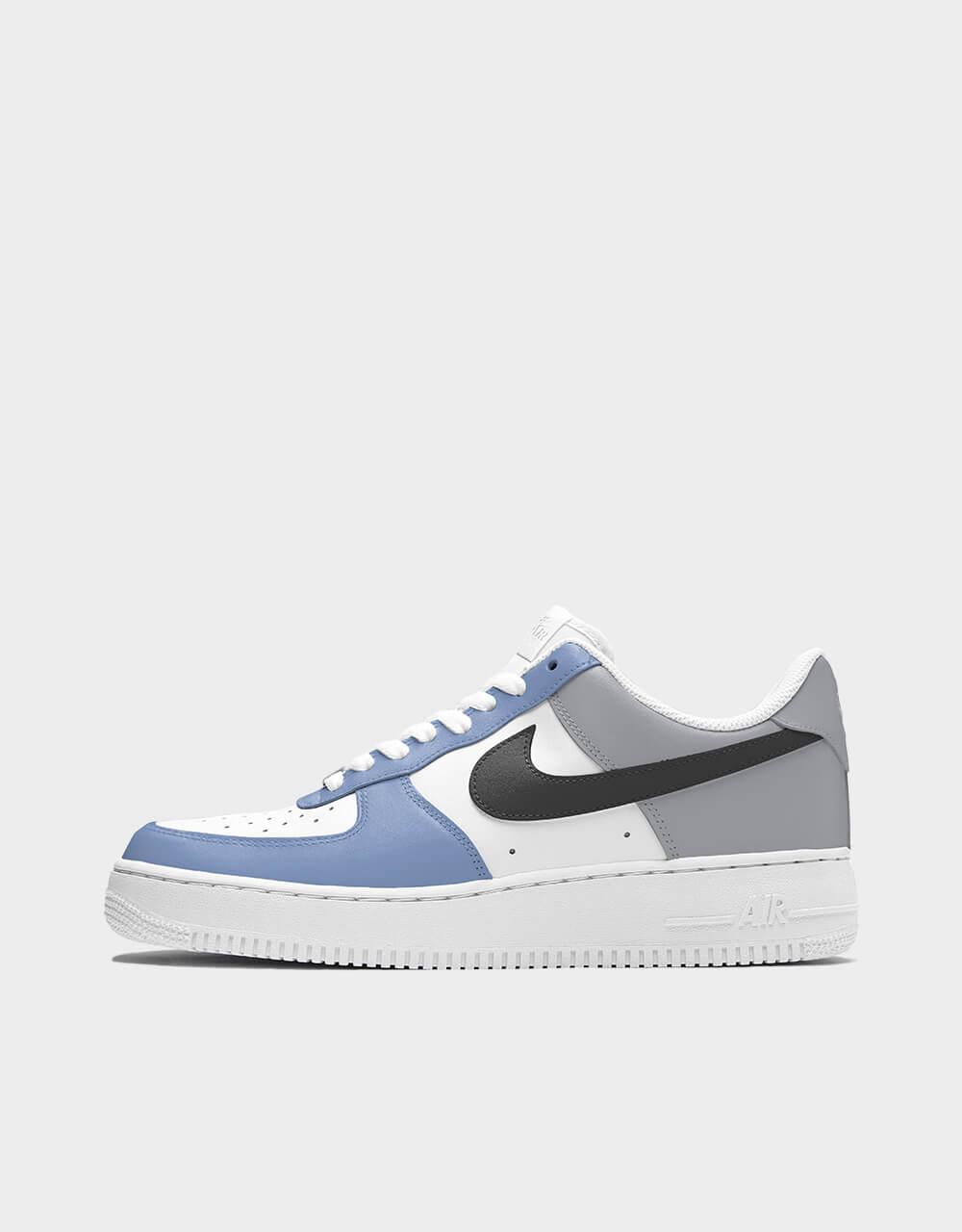"Sneakers Air Force One, modèle ""Sleet Ultralmarine"""