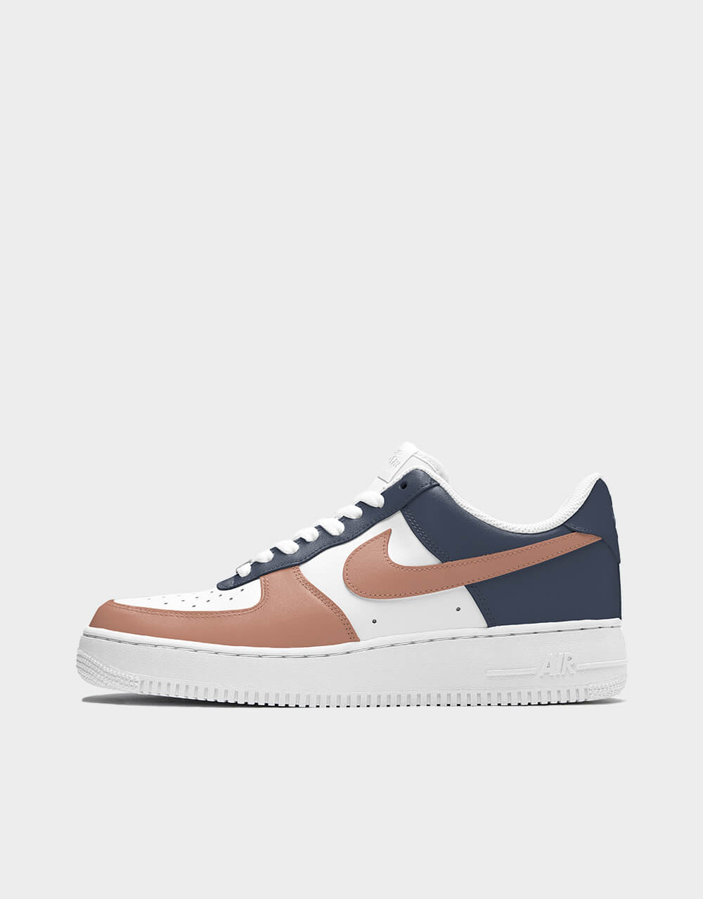 """Sneakers Air Force One, modèle """"Toffee Midnight"""""""