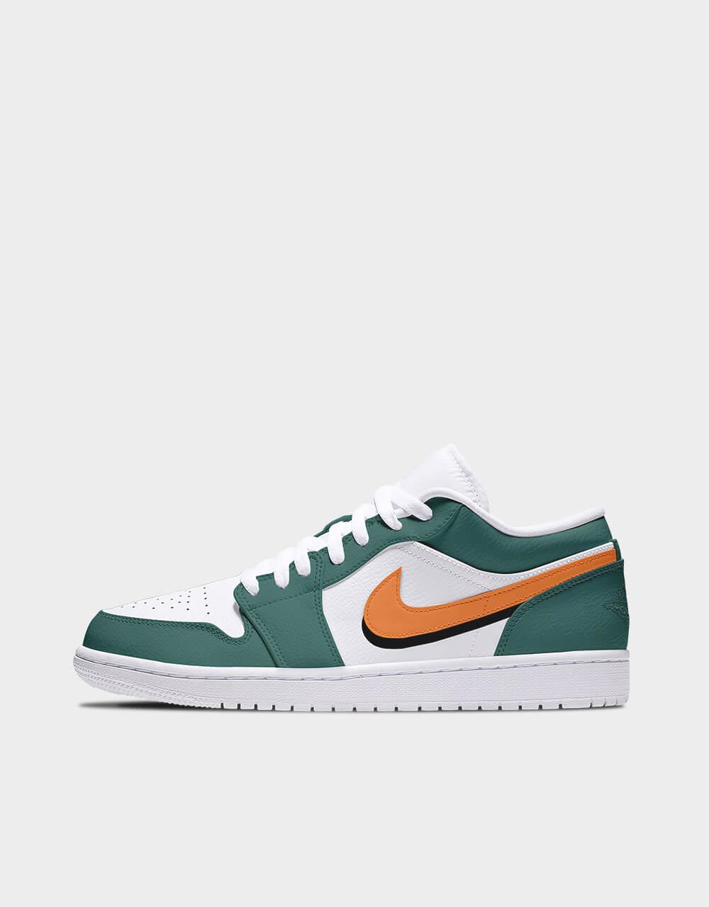 "Sneakers Air Jordan Low, modèle ""Flash Orange"""