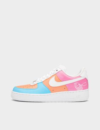 "Sneakers Air Force One, modèle ""Silent Jill"" (Influenceur)"