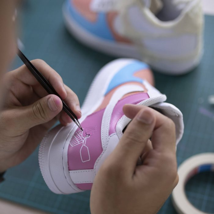 Collections sneakers UNIC.